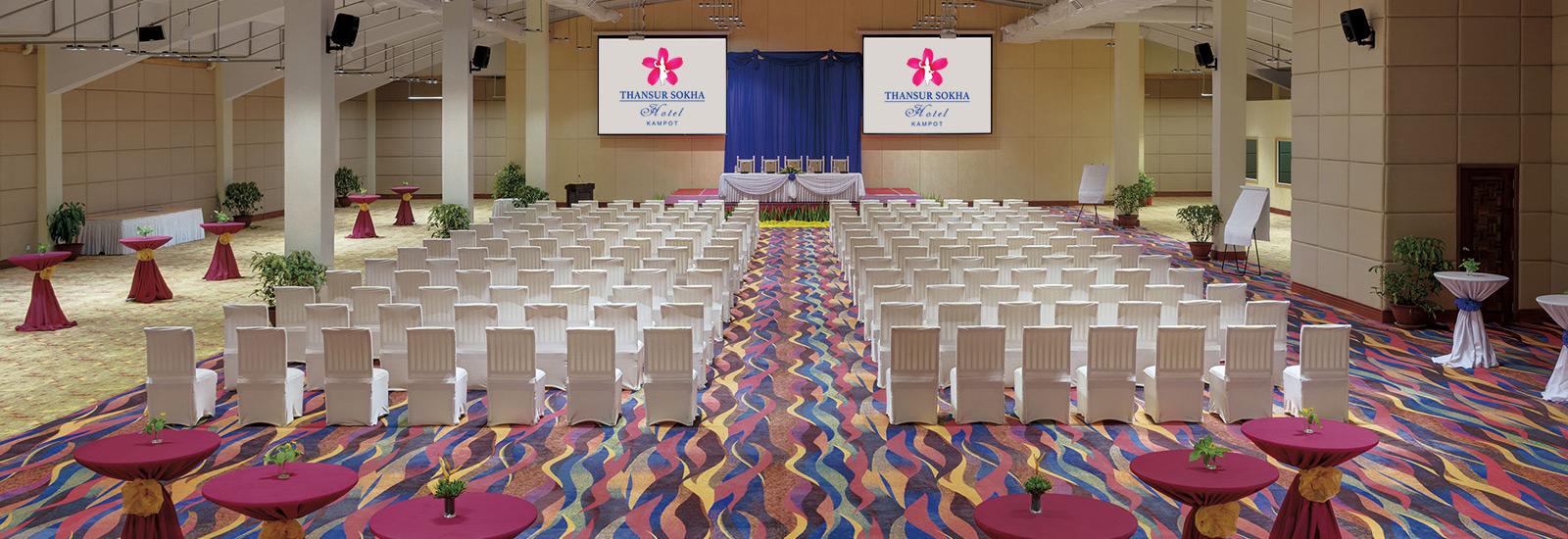 Bokor Conference Hall