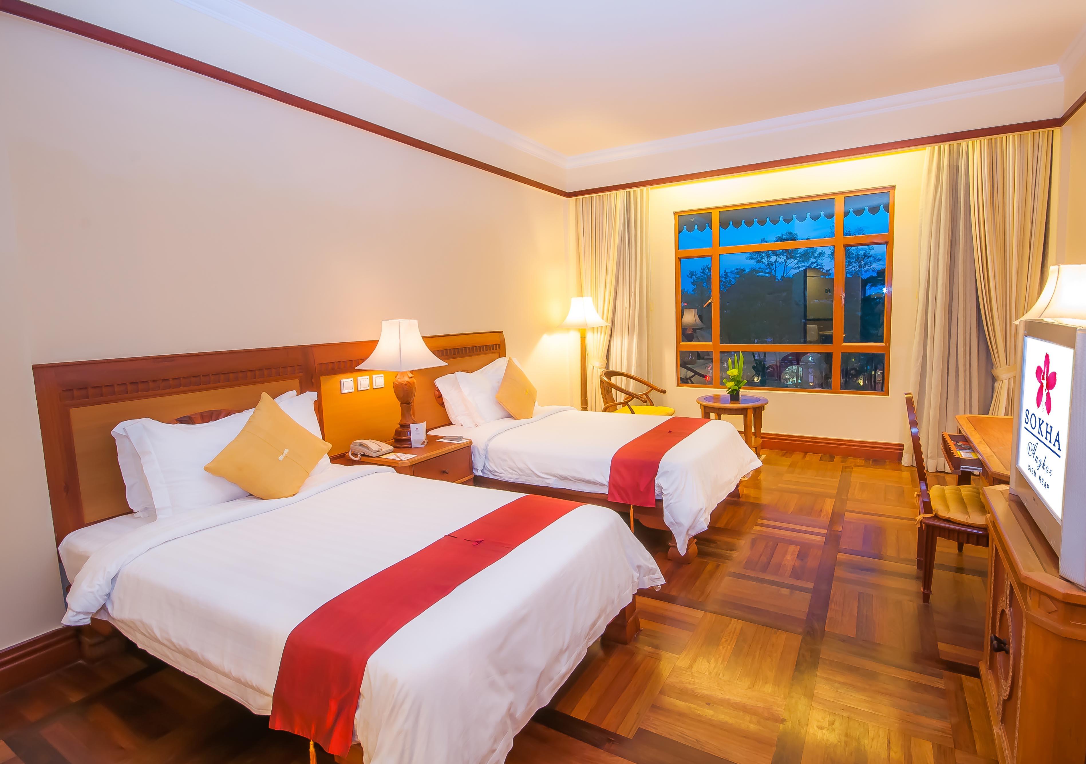 Sokha Angkor Resort High Resolution Picture Download