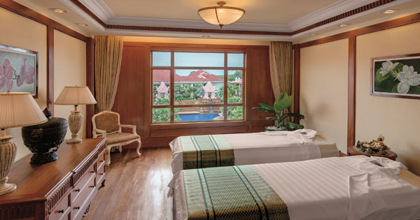 Rooms Suites Angkor Accommodation Siem Reap