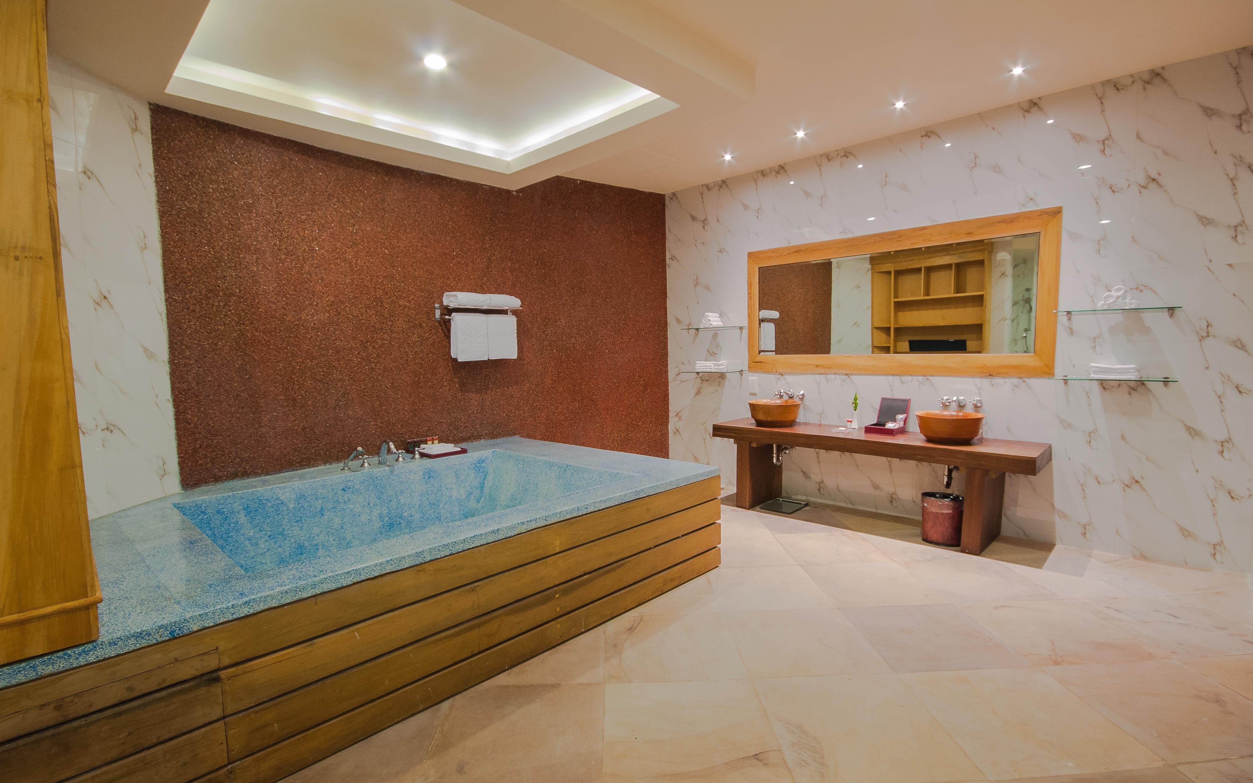 download villa bathroom