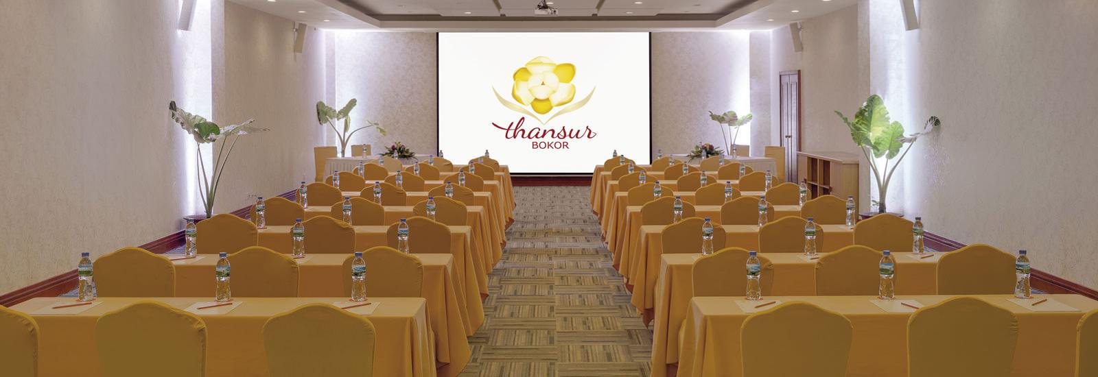 Bokor Meeting Room (Boardroom Style)