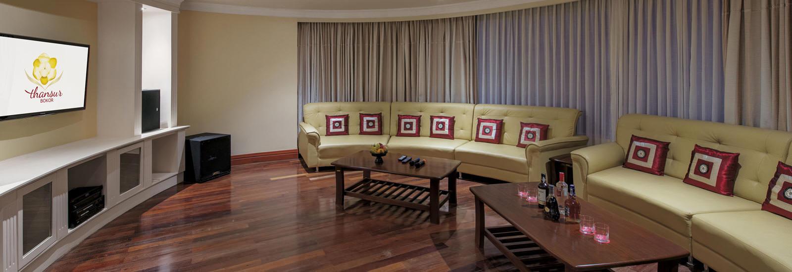 Yihup Villa SuiteLounge