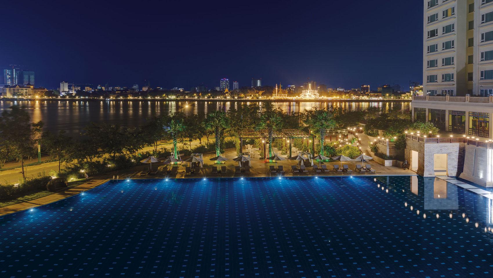 Sokha Phnom Penh Hotel Amp Residence 5 Star Luxury Hotel